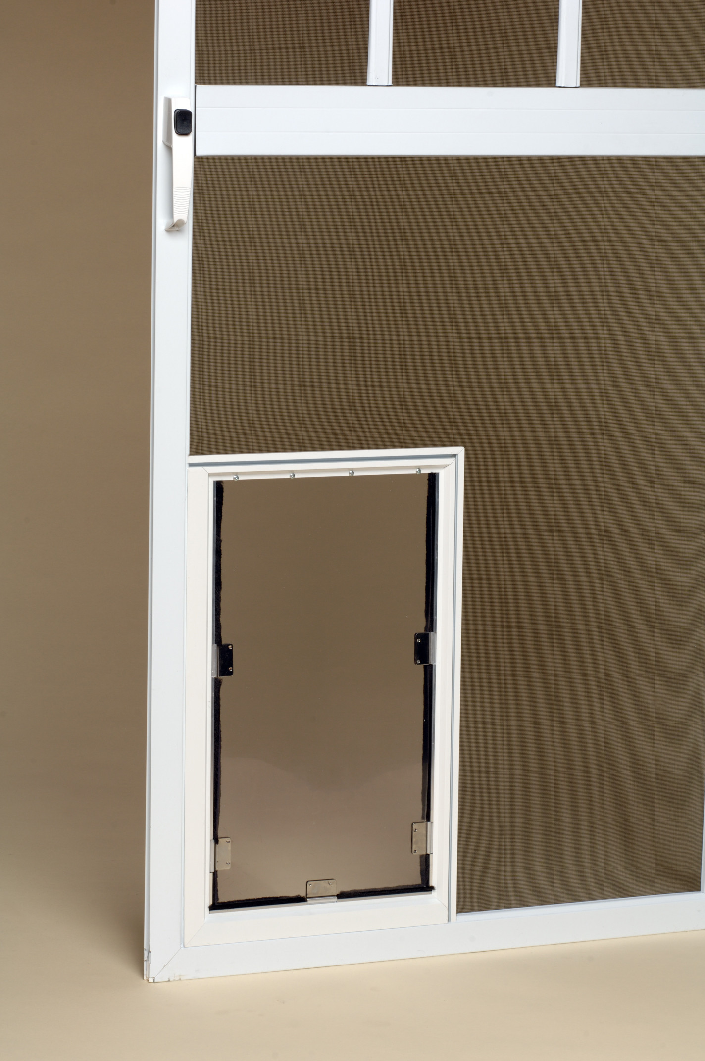Hale Pet Door Screen Mount Premium Pet Doors