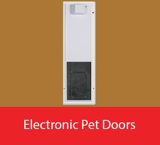 Pet Doors Premium Pet Doors